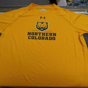 buy online d4166 edd39 Under Armour Northern Colorado Bears shirt #33992